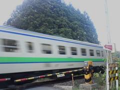 JR江差線(木古内付近)